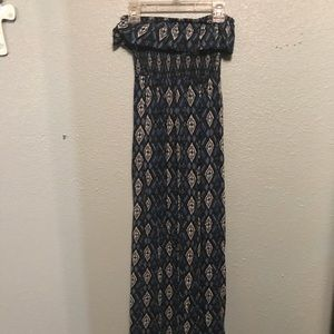 Forever21 Maxi Dress Size Small